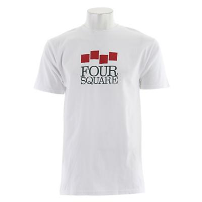 Foursquare Classic Stack T-Shirt - Men's