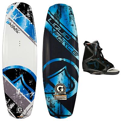 Liquid Force Rogue Grind Wakeboard 135 w/ Index Bindings - Men's