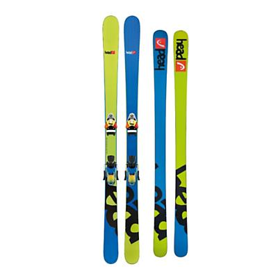 Head Twin 84 Skis w/ Mojo 11 Wide Wh/Multi Bindings 3-11 - Men's