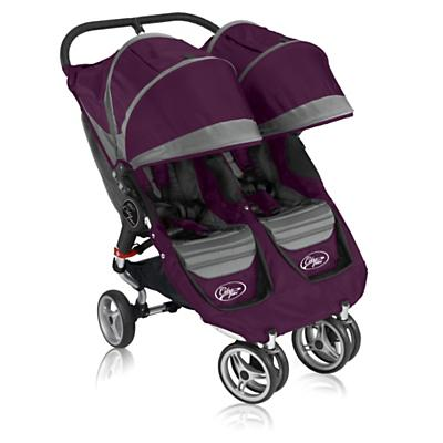 Baby Jogger City Mini Double Stroller - Spring 2011