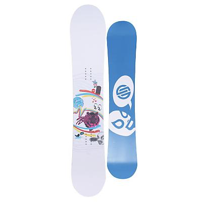 Santa Cruz Suave Eyes Snowboard 143 - Women's