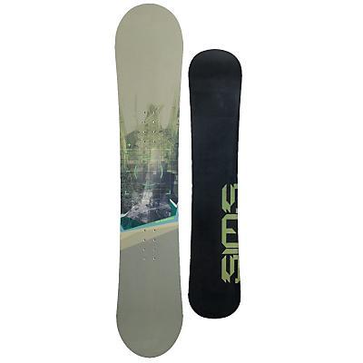 Sims Nexus Target Snowboard 148 - Men's