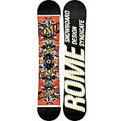 Rome Postermania Snowboard 150 - Men's