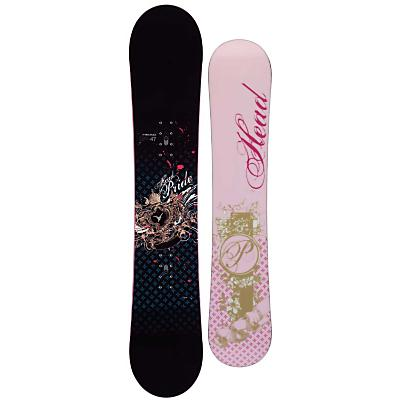 Head Pride Snowboard 152 - Women's