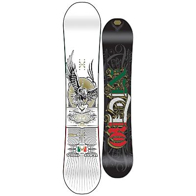 Nitro MFM Wide Snowboard 152 - Men's