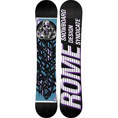 Rome Postermania Snowboard 153 - Men's