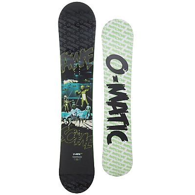 Omatic Awesome LE Wide Snowboard 155 - Men's