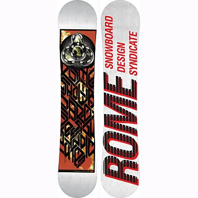 Rome Postermania Wide Snowboard 155 - Men's