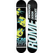 Rome Postermania Snowboard 156 - Men's