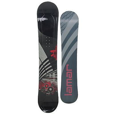 Lamar Mission Snowboard 157 - Men's