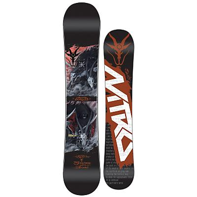 Nitro Austin Smith T2 One Off Snowboard 155 - Men's