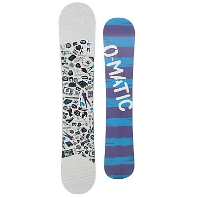 Omatic Extr-Emo Snowboard 157 - Men's