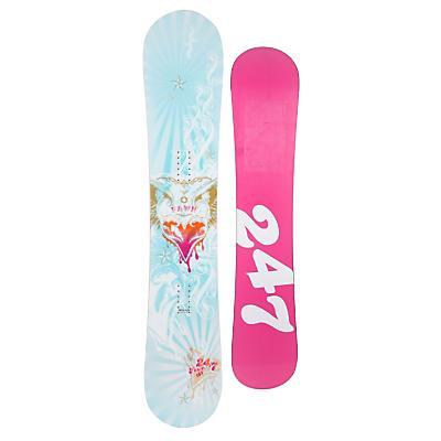 Twenty Four/Seven Fawn Snowboard 159 - Women's