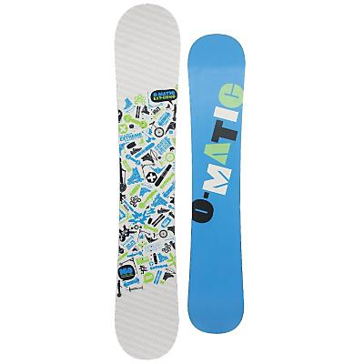 Omatic Extr-Emo Snowboard 160 - Men's