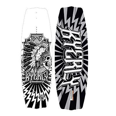 Byerly Assault Wakeboard 53 - Men's