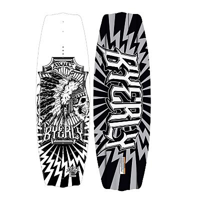 Byerly Assault Wakeboard 55 - Men's