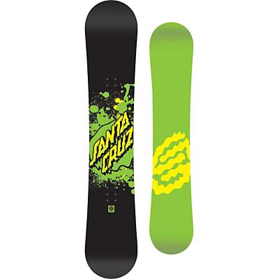 Santa Cruz Rebel Series Snowboard 137 - Boy's