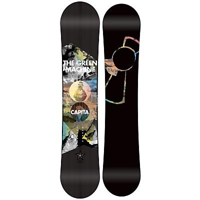 Capita The Green Machine FK Snowboard 156 - Men's