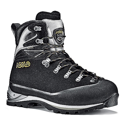 photo: Asolo Sherpa GV mountaineering boot