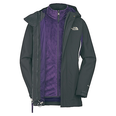 photo: The North Face Athenia Triclimate Jacket snowsport jacket