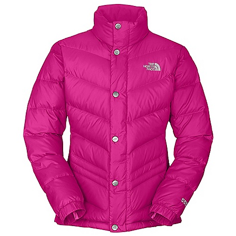 photo: The North Face Girls' Carmel Jacket down insulated jacket