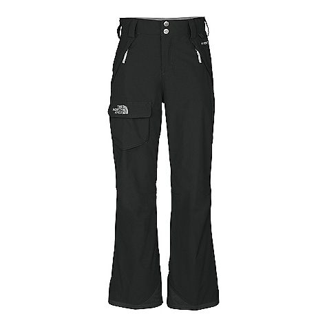 photo: The North Face Girls' Freedom Insulated Pant