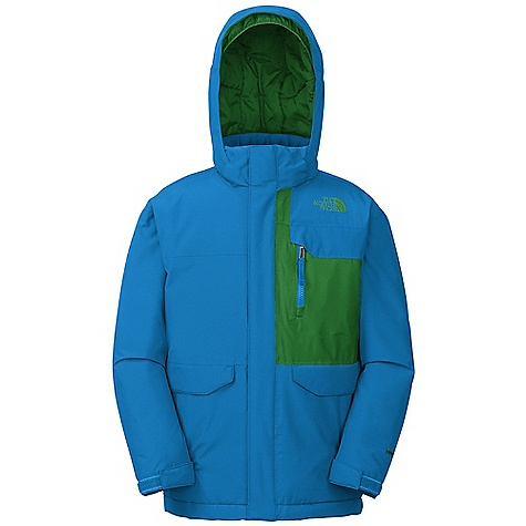 photo: The North Face Embarco Jacket snowsport jacket