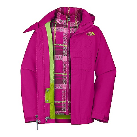 photo: The North Face Mellia Triclimate Jacket snowsport jacket