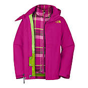 The North Face Girls' Mellia Triclimate Jacket