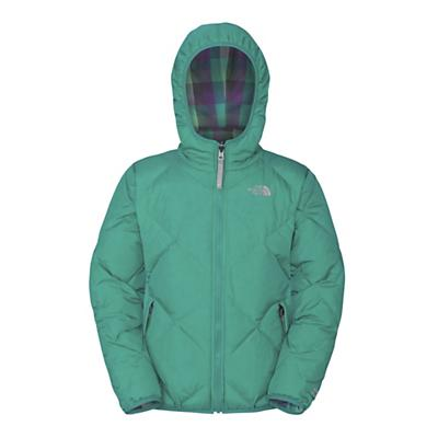 The North Face Girls' Reversible Down Moondoggy Jacket