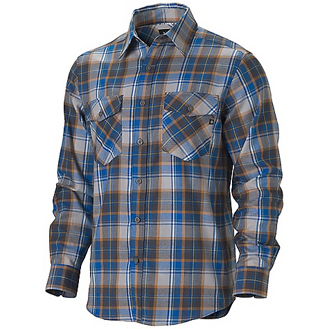 photo: Marmot Men's Crestone Long Sleeve hiking shirt