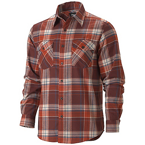photo: Marmot Rincon Long Sleeve hiking shirt