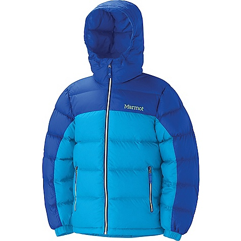 photo: Marmot Boys' Guides Down Hoody