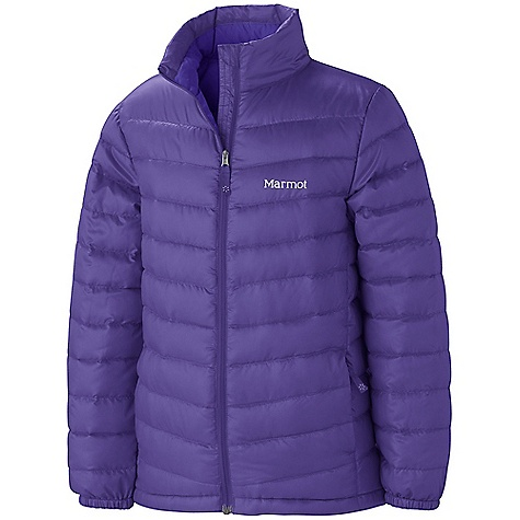 photo: Marmot Girls' Venus Jacket down insulated jacket