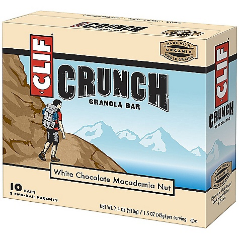 photo: Clif Crunch Bar