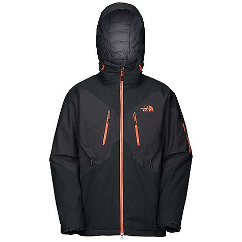 photo: The North Face Hecktic Down Jacket snowsport jacket