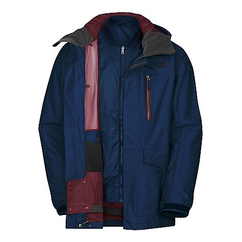 photo: The North Face Homeslice Triclimate Jacket snowsport jacket