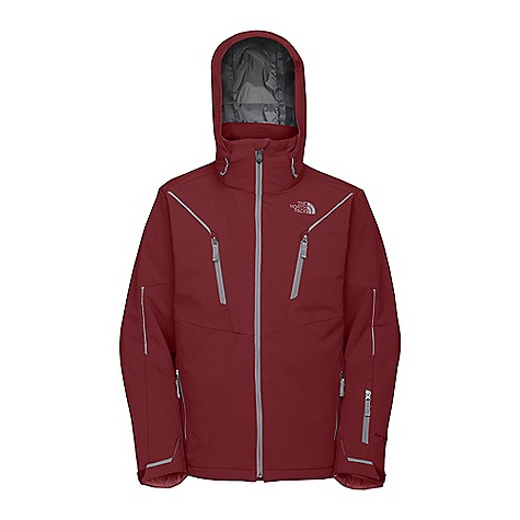 photo: The North Face Men's Illiad Jacket snowsport jacket