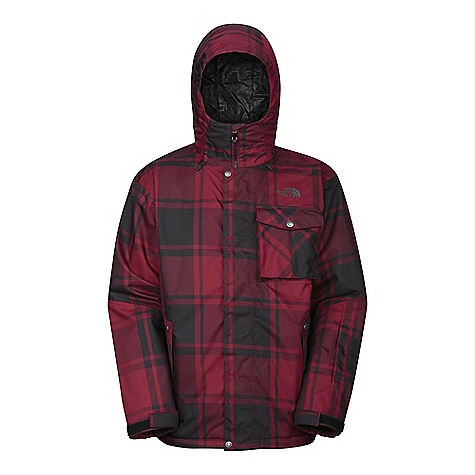 photo: The North Face Klamath Jacket snowsport jacket