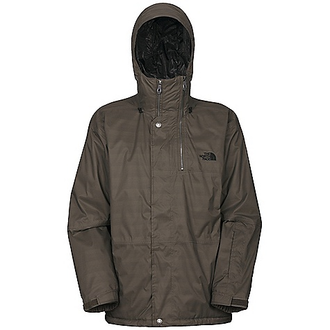 photo: The North Face Lemmy Jacket snowsport jacket
