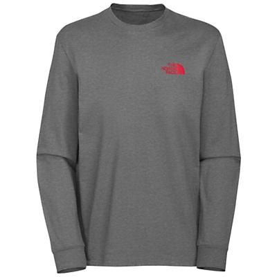 The North Face Men's Red Box Long Sleeve Tee