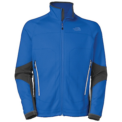 photo: The North Face Stealth Byron Full Zip fleece jacket