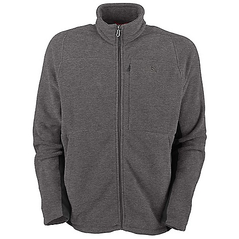 photo: The North Face Men's TKA 200 Full Zip fleece jacket