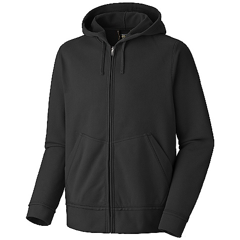 photo: Mountain Hardwear Buttaman Fleece Hoody fleece jacket