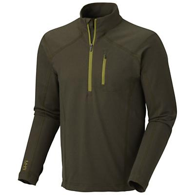 Mountain Hardwear Men's Cragger Long Sleeve Zip T