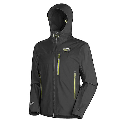 photo: Mountain Hardwear Men's Drystein Jacket soft shell jacket