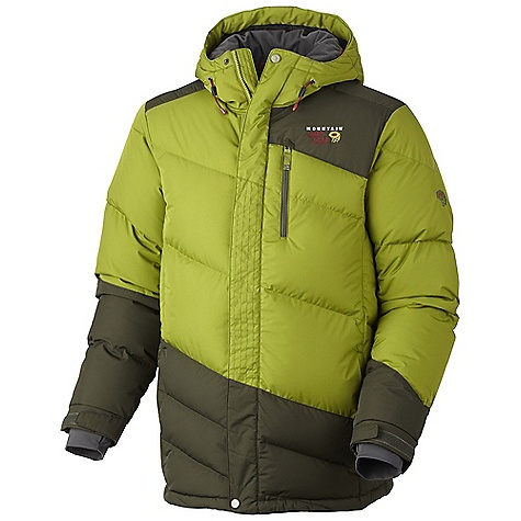 photo: Mountain Hardwear Men's Downhill Parka snowsport jacket