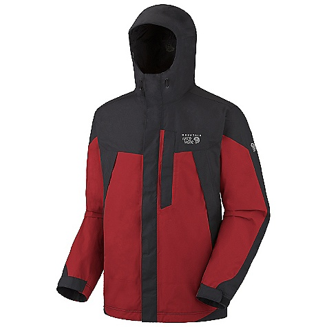 Mountain Hardwear Men's Exposure Parka