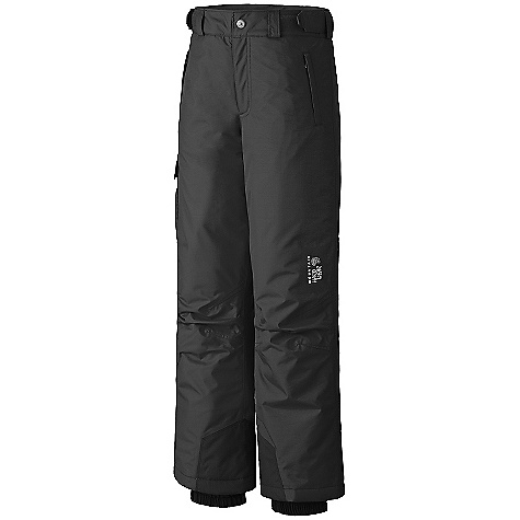 photo: Mountain Hardwear Gigaton Pant synthetic insulated pant