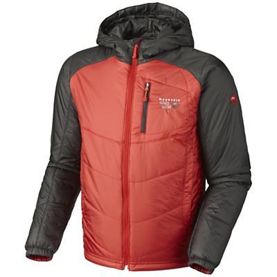 Mountain Hardwear Men's Hooded Compressor Jacket